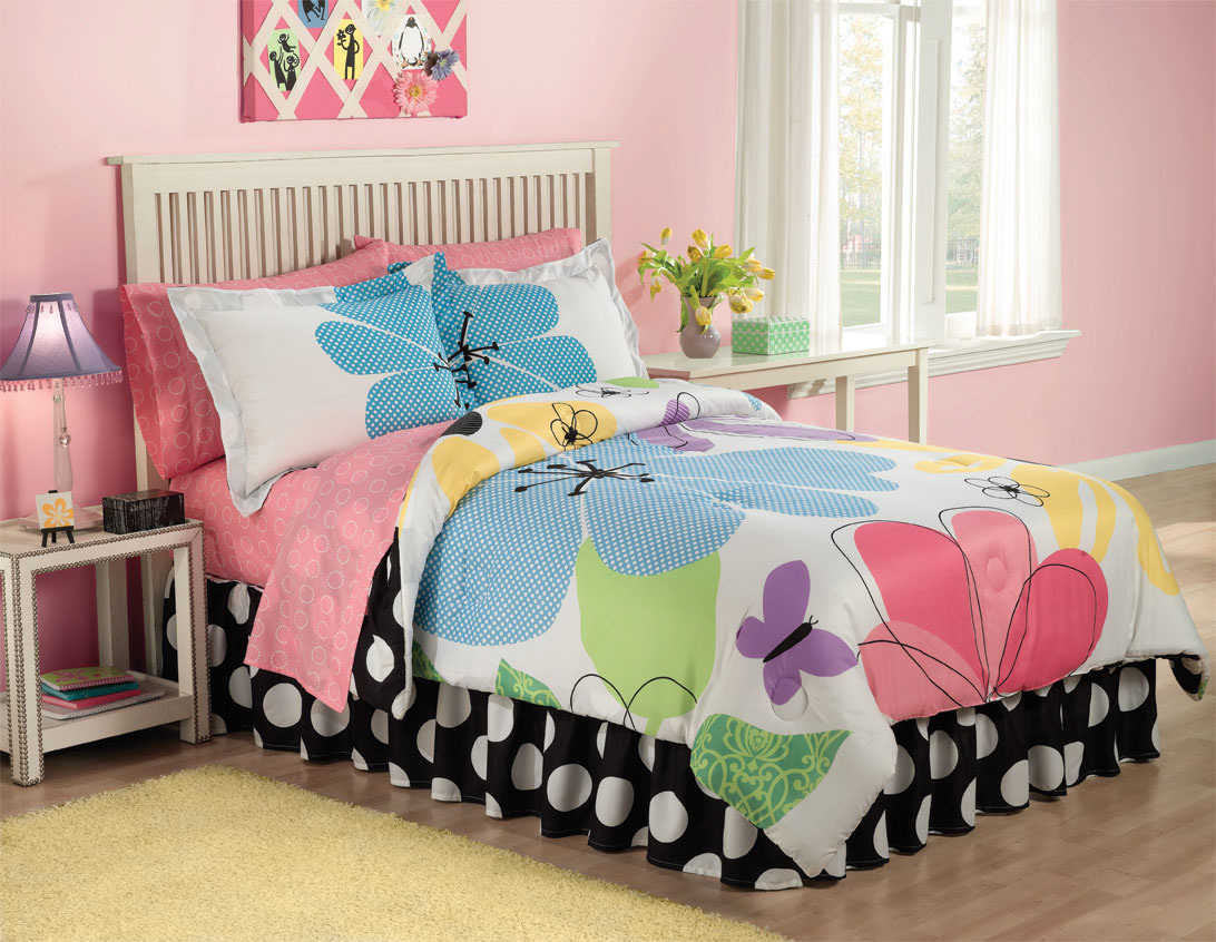 Pem America Bedding by Pem America Jackie McFee Eye Candy Queen Size Bed in a Bag at Sears.com